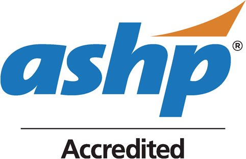 ashp residency accredited