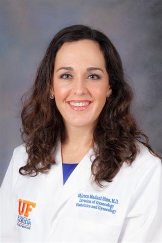 Madani Sims, M.D.